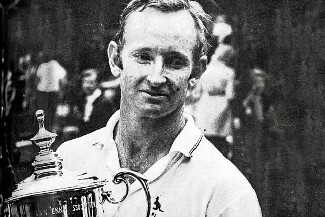 50 for 50: Rod Laver