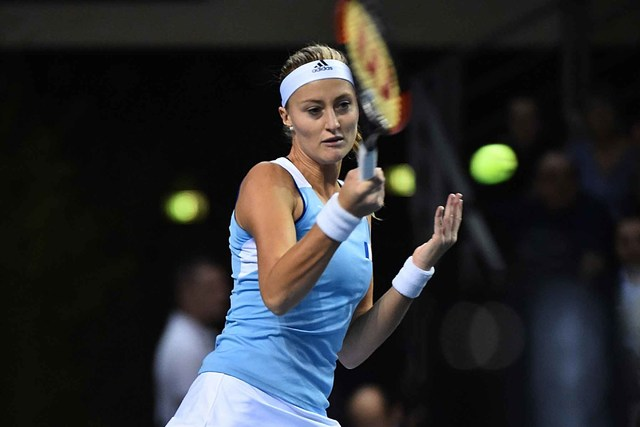 2018 US Open Spotlight: Kristina Mladenovic