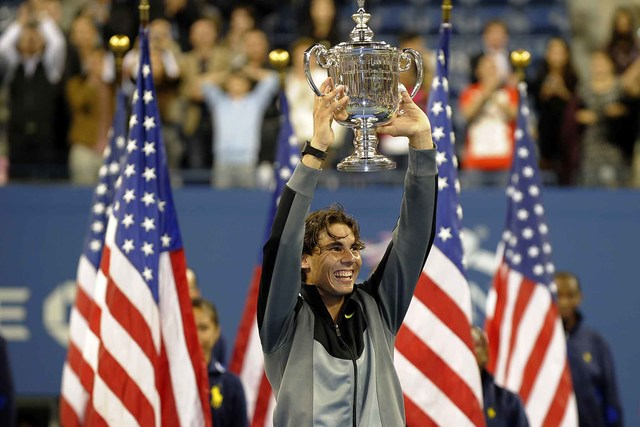 50 Moments: No. 43 - Nadal completes career Grand Slam