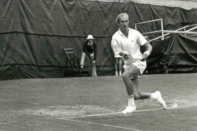 Stan Smith captured his first career Grand Slam singles title at the 1971 US Open.