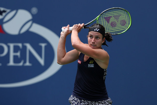Getting to Know: Anastasija Sevastova