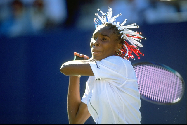 50 Moments: No. 45 - Venus' first Open
