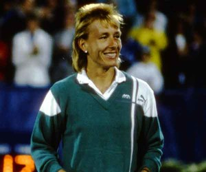 50 Moments: Triple crown for Navratilova