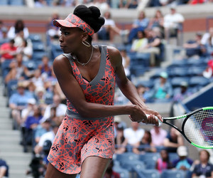 Photos: Fashion at the 2017 US Open